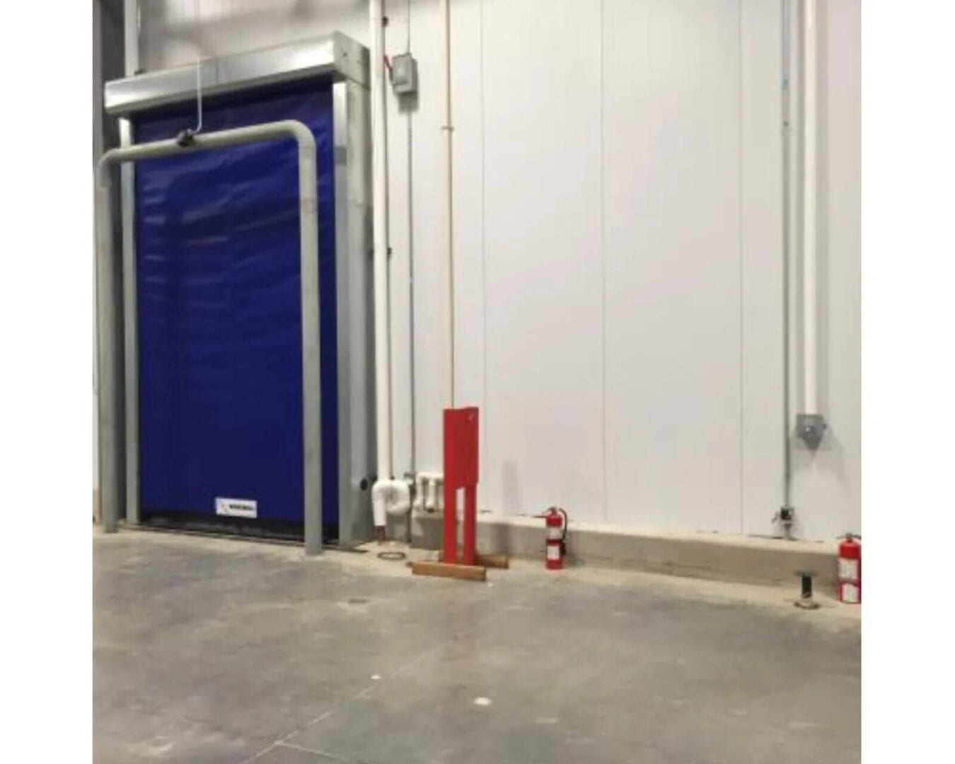 Refrigerated Warehouse Construction & Mechanical Co