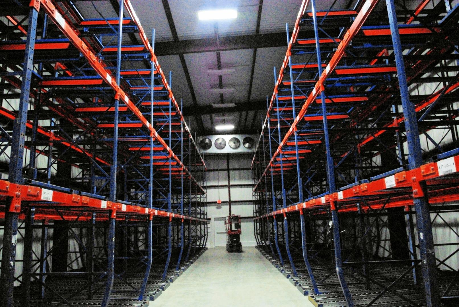 Refrigerated Warehouse Construction & Mechanical Co.